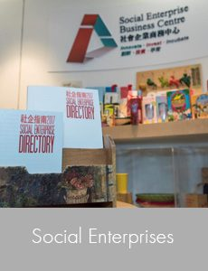 Click here to browse Social Enterprises